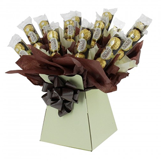 Fererro Rocher Chocolate Bouquet image